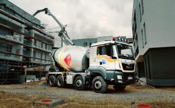 A beton története